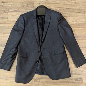 Ludlow Navy Suit 40R 33x32